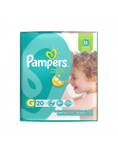 Promo Pañales Pampers...